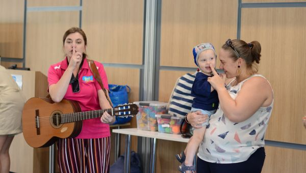 Hear & Say music therapy